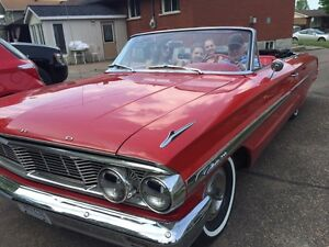 1964 Ford Galaxie 500 Convertable