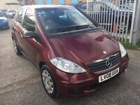 MERCEDES A 160 2.0 DIESEL CDI CLASSIC SE MANUAL SUN ROOF 2008
