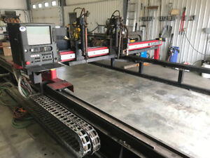 2006 Koike PLP 2500 Plasma Table with HPR 260XD