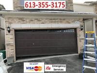 Reliable Garage Door Repair - Opener Installation *SAME DAY*