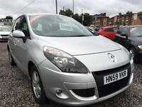 2009 RENAULT SCENIC 1.5 dCi 106 Dynamique DIESEL 12 MTS WARRANTY AVAIL