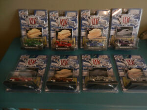 Rare M2 Machines 2008 1:64 Scale Clearly Auto-Thentics Lot