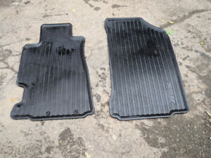 Acura RSX all weather floor mats / tapis RSX