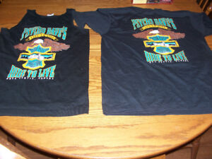 Psycho Dave's Harley Shirts 2 Styles $15 Each (NEW) T shirts in
