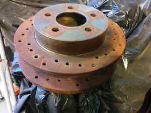 94-04 Mustang Rear Disc - New but surface rust