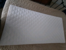 John Lewis Foam Cot Mattress