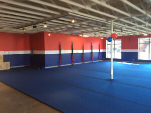 Space Avail. For Personal Trainers, Yoga, Dance or Martial Arts