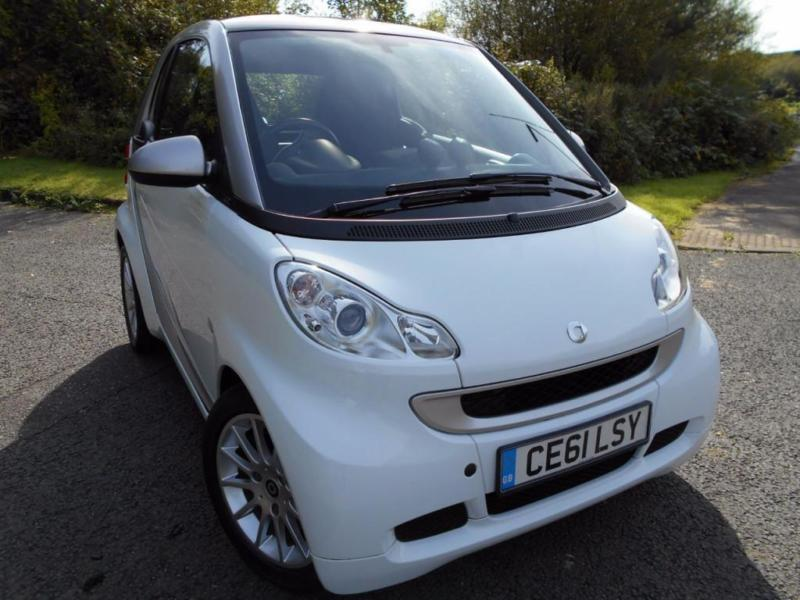 2011 61 SMART FORTWO 1.0 PASSION MHD 2D