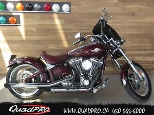 2008 Harley-Davidson ROCKER C FXCWC 63,32$/SEMAINE