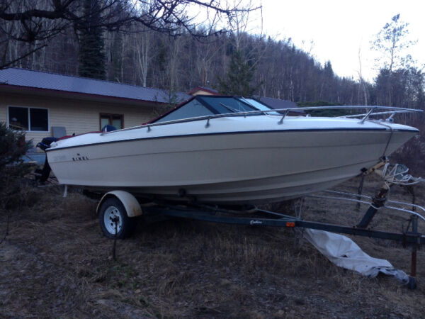 Used 1989 Reinell Boats Day cruiser
