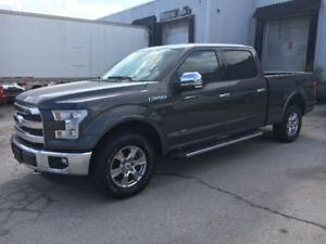 2015 Ford F-150 4x4 Lariat , 5.0L V8,  No Accidents!