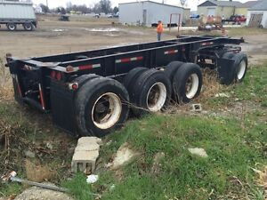 20 ft container chassis and SA dollies  London Ontario image 3