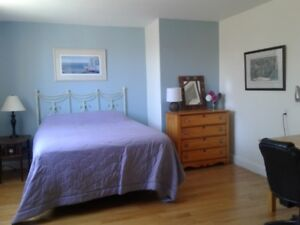 FULLY FURNISHED 1-Bdrm condo downtown Halifax, Utils incl.