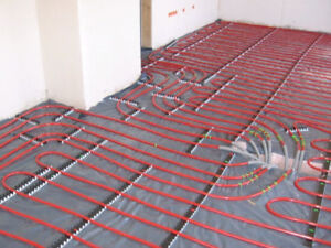 Warm floor for your house.
