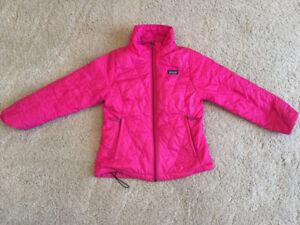 Girls Patagonia Nano Puff Jacket