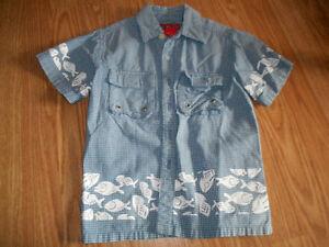 Boys shirt size 4 $2