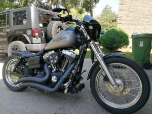 2007 Harley street bob