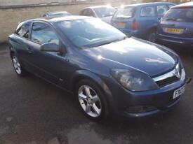 2007 Vauxhall/Opel Astra 1.8i 16v ( 140ps ) Sport Hatch SRi