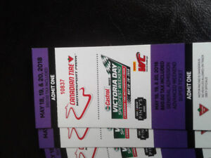 Canadian Tire Mosport Tickets Victoria Day Weekend