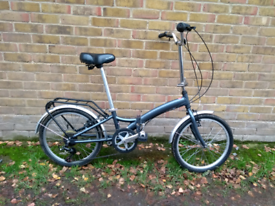 Lightweight foldable Probike for city use