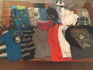Bundle of Size 7/8 Boys Clothing