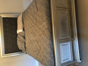 Brand New Queen Bed. Never used