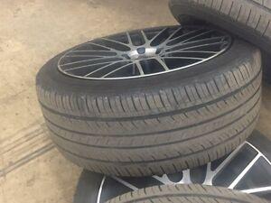 Tsw wheels  245 40 r19 Cambridge Kitchener Area image 4