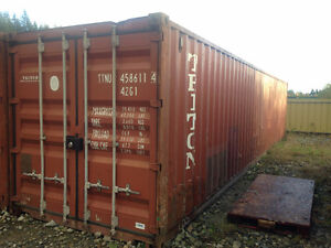 40 FOOT SEA CONTAINER