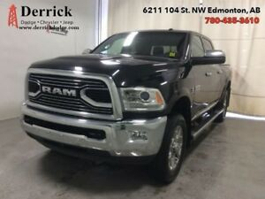 2016 Ram 2500 Used C/C 4X4 Limited Sunroof Keyless N'Go $381 B/W