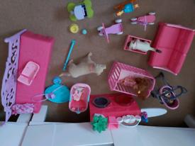 Barbie doll furniture