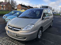 2004 CITROEN C8 EXCLUSIVE 2.0 HDi AUTOMATIC 7 SEATER ( PART EX TO CLEAR )