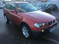 BMW X3 2.0d 2005 Sport for sale  Peterlee, County Durham