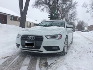 2013 Audi A4 Quattro AWD w/ Leather/Sunroof Sedan