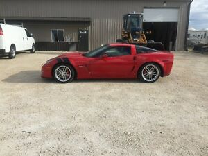 2007 Chevy Corvette Z06 CLEAN HISTORYJUST IN TIME FOR SUMMER