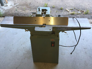 6 inch jointer by king