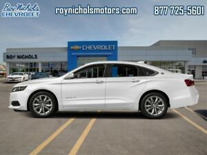 2018 Chevrolet Impala LT  - Certified - Bluetooth