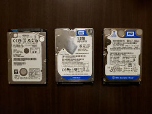 Laptop Hard Drives for Sale *CHEAP*