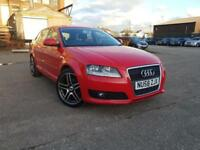 "AUDI A3 FACELIFT 1.9 TDIE,HPI CLEAR,1 YEAR M.O.T,2 OWNER,£30 ROAD TAX,18"" ALLOY"