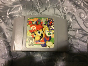 mario party for n64