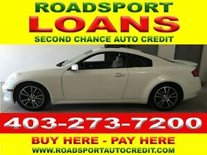 2007 INFINITI G35  $29 DN. bad credit ok apply now drive today