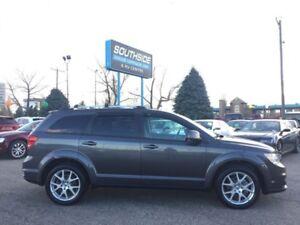 2014 Dodge Journey SXT  SXT W\Leather,heated wheel