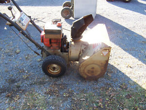 Craftsman 5/23 Snowblower