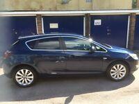 2010 Blue Vauxhall Astra 2.0 CDTI 16V ELITE (157)