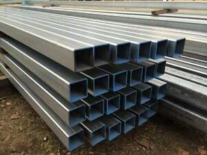 RHS SHS Steel 13mm to 200mm Galvanised/Painted Beenleigh Logan Area Preview