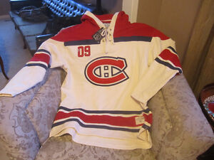Old Time Montreal Canadiens Mens XL Sweat top, $60.00