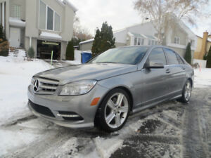 MERCEDES BENZ C350 4MATIC 2011