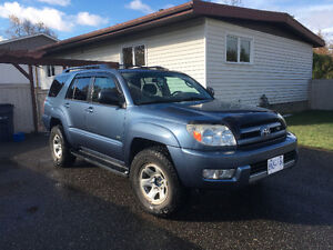 2003 Toyota 4Runner SR5 V8 *Reduced*