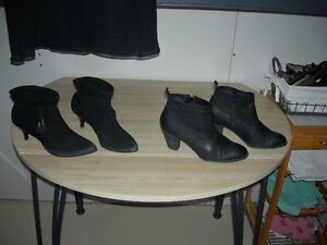 Ladies Shoes and Boots, (size 8.5) $5 to $15.