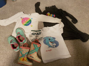 small lot girls clothing