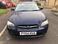 Subaru Legacy 2.0i SPORTS TOURER ESTATE - 2004 54-REG - FULL 12 MONTHS MOT